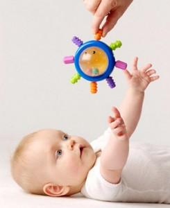 estimulacion temprana bebes