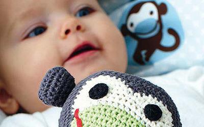 9 ejercicios de estimulación temprana para bebés de 1 mes