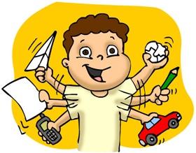 deficit de atencion infantil TDAH