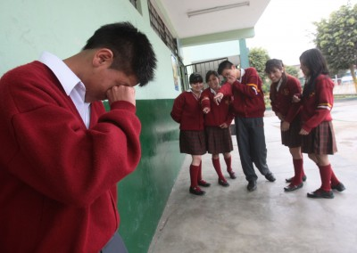 CHARLA de BULLYING ESCOLAR