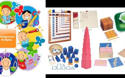 Método Montessori e Inteligencias Múltiples